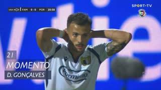 FC Famalicão, Jogada, Diogo Gonçalves aos 21'