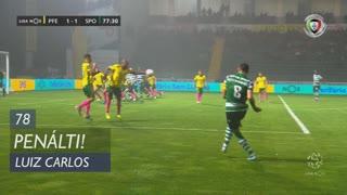 FC P.Ferreira, Penálti, Luiz Carlos aos 78'