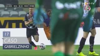 Moreirense FC, Caso, Gabrielzinho aos 17'