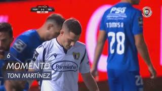 FC Famalicão, Jogada, Toni Martínez aos 6'