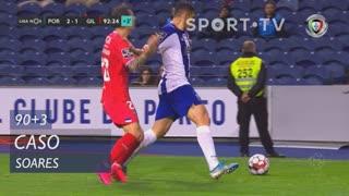 FC Porto, Caso, Soares aos 90'+3'