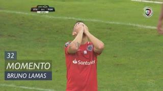 Santa Clara, Jogada, Bruno Lamas aos 32'