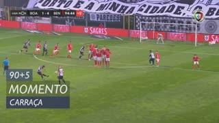 Boavista FC, Jogada, Carraça aos 90'+5'