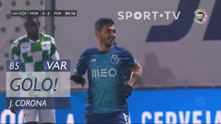 GOLO! FC Porto, J. Corona aos 85', Moreirense FC 2-4 FC Porto