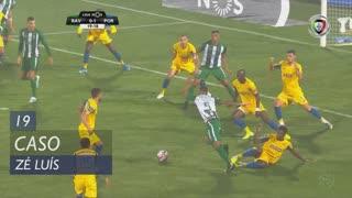 FC Porto, Caso, Zé Luís aos 19'