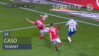 SL Benfica, Caso, Taarabt aos 34'