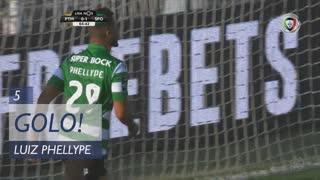 GOLO! Sporting CP, Luiz Phellype aos 5', Portimonense 0-2 Sporting CP