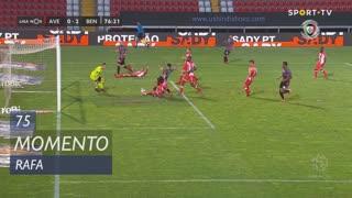 SL Benfica, Jogada, Rafa aos 75'