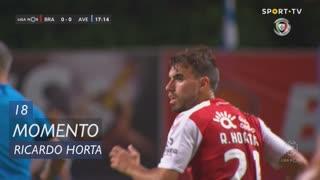 SC Braga, Jogada, Ricardo Horta aos 18'