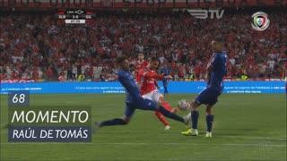 SL Benfica, Jogada, Raúl de Tomás aos 68'