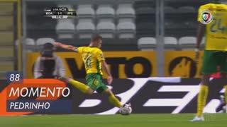 FC P.Ferreira, Jogada, Pedrinho aos 88'