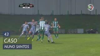 Rio Ave FC, Caso, Nuno Santos aos 43'