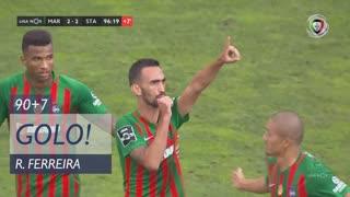 GOLO! Marítimo M., Rúben Ferreira aos 90'+7', Marítimo M. 2-2 Santa Clara
