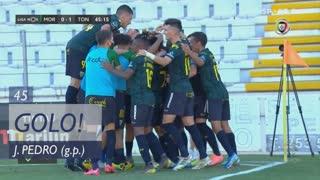GOLO! CD Tondela, João Pedro aos 45', Moreirense FC 0-1 CD Tondela