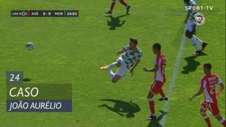 Moreirense FC, Caso, João Aurélio aos 24'
