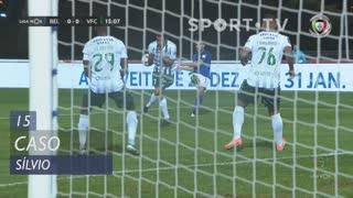 Vitória FC, Caso, Sílvio aos 15'