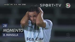 Vitória FC, Jogada, B. Mansilla aos 28'