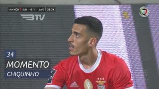 SL Benfica, Jogada, Chiquinho aos 34'