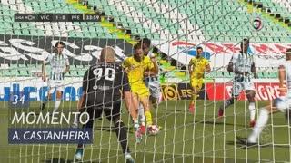 FC P.Ferreira, Jogada, Adriano Castanheira aos 34'