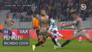 Boavista FC, Penálti, Ricardo Costa aos 44'