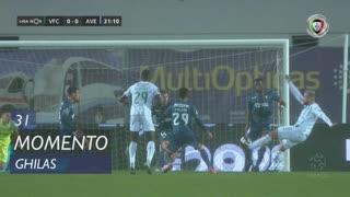 Vitória FC, Jogada, Ghilas aos 31'