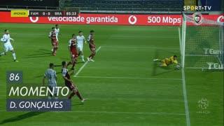 FC Famalicão, Jogada, Diogo Gonçalves aos 86'