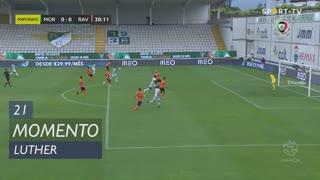 Moreirense FC, Jogada, Luther aos 21'
