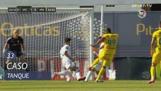 FC P.Ferreira, Caso, Tanque aos 33'