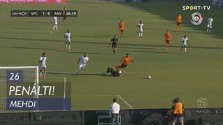 Vitória FC, Penálti, Mehdi aos 26'