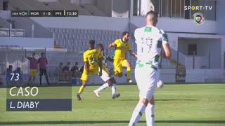 FC P.Ferreira, Caso, L. Diaby aos 73'