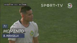 Vitória FC, Jogada, B. Mansilla aos 71'