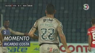Boavista FC, Jogada, Ricardo Costa aos 5'