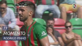 Marítimo M., Jogada, Rodrigo Pinho aos 73'
