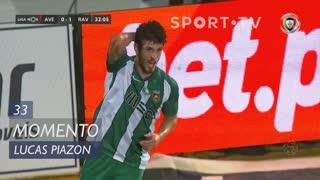 Rio Ave FC, Jogada, Lucas Piazon aos 33'