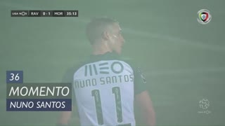 Rio Ave FC, Jogada, Nuno Santos aos 36'