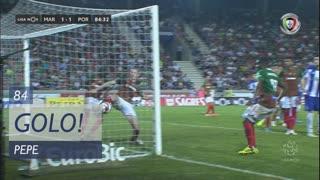 GOLO! FC Porto, Pepe aos 84', Marítimo M. 1-1 FC Porto