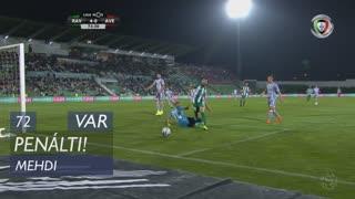 Rio Ave FC, Penálti, Mehdi aos 72'