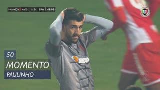 SC Braga, Jogada, Paulinho aos 50'