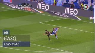 FC Porto, Caso, Luis Díaz aos 68'