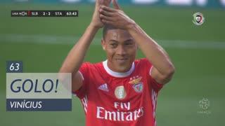 GOLO! SL Benfica, Vinícius aos 63', SL Benfica 2-2 Santa Clara