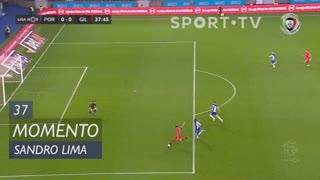 Gil Vicente FC, Jogada, Sandro Lima aos 37'