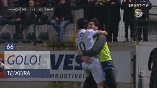 GOLO! Vitória SC, Teixeira aos 66', FC P.Ferreira 1-2 Vitória SC
