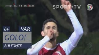 GOLO! SC Braga, Rui Fonte aos 84', Belenenses SAD 1-6 SC Braga