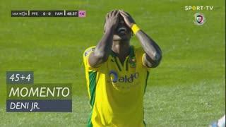 FC P.Ferreira, Jogada, Deni Jr. aos 45'+4'