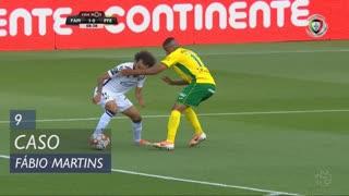 FC Famalicão, Caso, Fábio Martins aos 9'