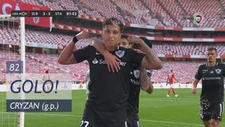 GOLO! Santa Clara, Cryzan aos 82', SL Benfica 3-3 Santa Clara