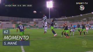 Moreirense FC, Jogada, S. Mané aos 62'