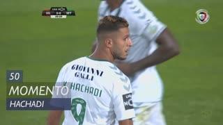 Vitória FC, Jogada, Hachadi aos 50'