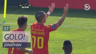 GOLO! CD Tondela, Jonathan aos 57', Rio Ave FC 1-3 CD Tondela
