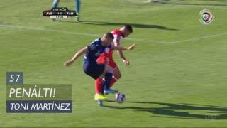 FC Famalicão, Penálti, Toni Martínez aos 57'